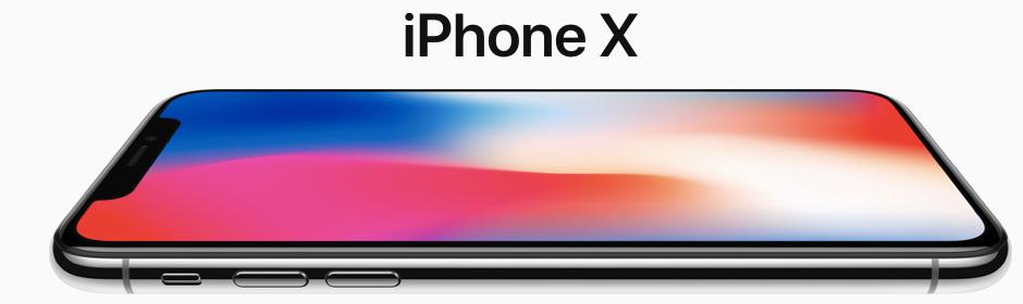 Купить iPhone X по выгодной цене с официальной гарантией Apple