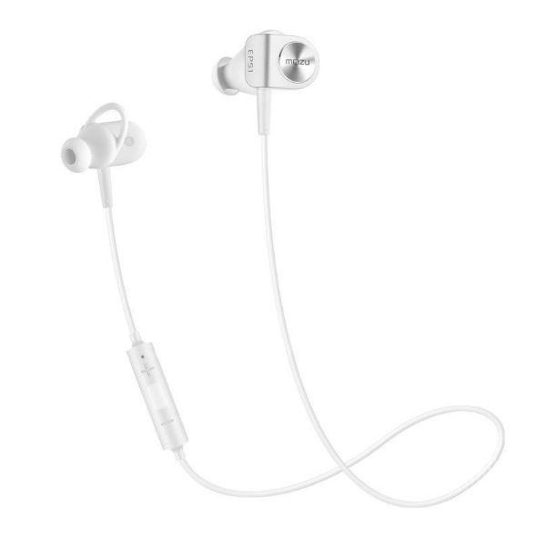 беспроводные Bluetooth наушники Meizu Pop Tw50 цвет белый купить