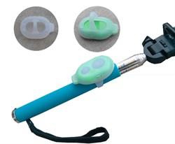Силиконовый чехол-фиксатор для Bluetooth пульта для селфи - фото 10082