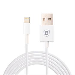 USB Кабель Lightning BASEUS для iPhone 5/5S/5C/6/6Plus 200 см  - фото 10449