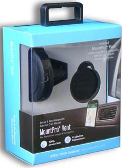 Автомобильный держатель Uniq Mountro Vent магнитный в воздуховод  - фото 10828
