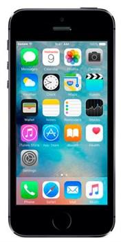 Смартфон Apple iPhone 5s 16Gb Space Gray (серый космос) Новый- оф. гарантия Apple - фото 10860