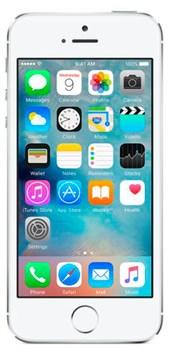 Смартфон Apple iPhone 5s 16Gb Silver (ME433RU/A) - фото 10861