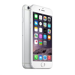 Apple iPhone 6 64 Gb Silver (MG4H2RU/A) - фото 10894