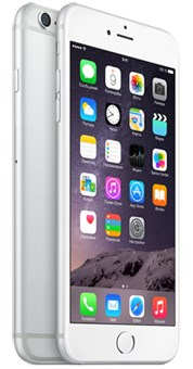 Apple iPhone 6 plus 16 Gb Silver (MGA92RU/A) - фото 10932