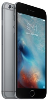 Apple iPhone 6s plus 64 Gb Space Gray (MKU62RU/A) - фото 11068