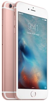 Apple iPhone 6s plus 128 Gb Rose Gold (MKUG2RU/A) - фото 11088