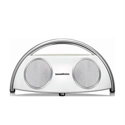 Акустическая система Harman Kardon Go play Wireless (HKGOPLAYWRLWHTEU) - фото 11386