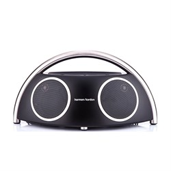 Акустическая система Harman Kardon Go play Wireless (HKGOPLAYWRLBLKEU) - фото 11394