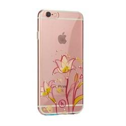Чехол-накладка Hoco Super Star Series Inner для Apple iPhone 6/6S (Lilium) - фото 11572