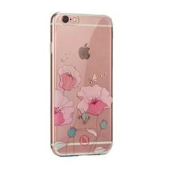 Чехол-накладка Hoco Super Star Series Inner для Apple iPhone 6/6S (Poppy) - фото 11578