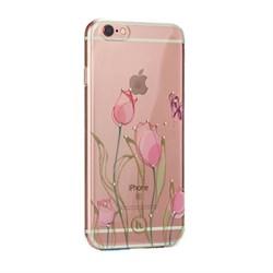 Чехол-накладка Hoco Super Star Series Inner для Apple iPhone 6/6S (Tulip) - фото 11580