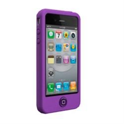 Чехол-накладка SwitchEasy Colors Viola для iPhone4/4S (SW-COL4-PU) - фото 11740