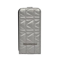 Чехол-флип Karl Lagerfeld для iPhone 6/6S Kuilted Flip - фото 12069