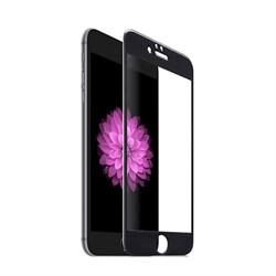 Защитное стекло Hoco Ghost series Full Nano Glass 0.15mm для iPhone 6/6s на весь экран без скругления (Цвет: Черный, толщина 0.15 мм) - фото 12117