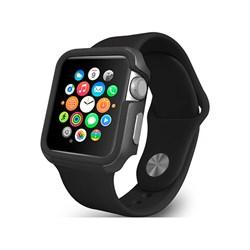 Чехол для часов Ozaki O!Coat Shockband Case для Apple Watch 42мм (OC660) - фото 12230