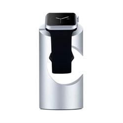 Подставка Just Mobile TimeStand для часов Apple Watch из алюминия. (ST-180) - фото 12526