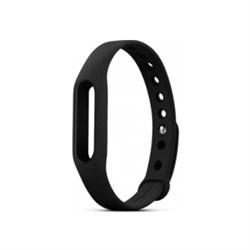 Ремешок силиконовый сменный Xiaomi Wrist Band для фитнес трекера Mi Band (Mi Fit)  - фото 12660