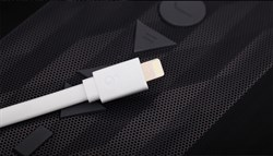 Кабель iHave Charge & Sync Lightning-USB Flat для iPhone/ iPad 90cм (ib0490) - фото 12828