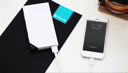 Кабель iHave Charge & Sync Lightning-USB Flat для iPhone/ iPad 90cм (ib0490) - фото 12830
