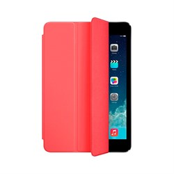 Чехол-обложка Apple Smart Cover для iPad Mini 2/3 Розовый (MF061ZM/A) - фото 12889