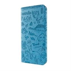 Чехол-книжка Ozaki O!COAT Travel Sydney case для iPhone 6/6S plus (OC585SY) - фото 12947