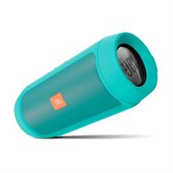Портативная беспроводная колонка JBL Charge 2+ Plus Teal с Bluetooth (CHARGE2PLUSTEALEU) - фото 12959