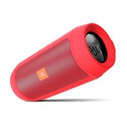 Портативная беспроводная колонка JBL Charge 2+ Plus Red с Bluetooth (CHARGE2PLUSREDEU) - фото 12968