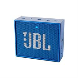 Портативная беспроводная колонка JBL GO Blue с Bluetooth (JBLGOBLUE) - фото 12992