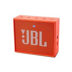 Портативная беспроводная колонка JBL GO Orange с Bluetooth (JBLGOORG) - фото 13001