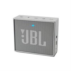 Портативная беспроводная колонка JBL GO grey с Bluetooth (JBLGOGRAY) - фото 13011