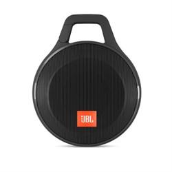 Портативная беспроводная колонка JBL Clip Plus Black с Bluetooth (JBLCLIPPLUSBLK) - фото 13037