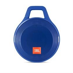 Портативная беспроводная колонка JBL Clip Plus Blue с Bluetooth (JBLCLIPPLUSBLUE) - фото 13051