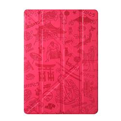"Чехол-книжка Ozaki O!Coat Travel Tokyo Multi-angel Сase  для iPad 9.7"" (2017/2018)/ iPad Air (OC111TK) - фото 13464"