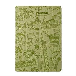 "Чехол-книжка Ozaki O!Coat Travel Taipei Multi-angel Сase   для iPad 9.7"" (2017/2018)/ iPad Air   (OC111TP) - фото 13486"