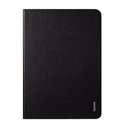"Чехол-книжка Ozaki O!Coat Slim Adjustable case для iPad 9.7"" (2017/2018)/ iPad Air  Чёрный (OC109BK) - фото 13568"