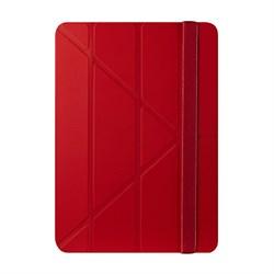 """Оригинальный чехол-книжка Ozaki O!Coat Slim-Y 360° для  iPad 9.7"""" (2017/2018)/ iPad Air  Красный (OC110RD) - фото 13615"""