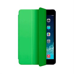 Чехол-обложка Apple Smart Cover для iPad Mini 2/3 Зелёный (MF062ZM/A) - фото 14195