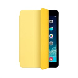 Чехол-обложка Apple Smart Cover для iPad Mini 2/3 Жёлтый (MF063ZM/A) - фото 14225