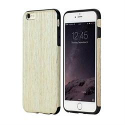 Чехол-накладка Rock Origin Series для iPhone 5/5s Wood - фото 14485