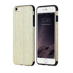 Чехол-накладка Rock Origin Series для iPhone 6/6s Wood - фото 14501