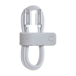 Кабель Momax Type-c - Type-c Elite Link  (Цвет: Серый) - фото 14795