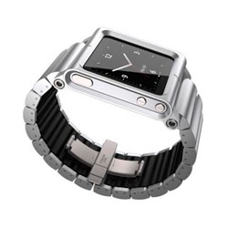 Ремешок Lunatik Lynk Multi-Touch Watch Band для iPod nano 6g (LKSLV-010)  - фото 14812