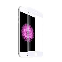 Защитное стекло Hoco Ghost series Full Nano Glass 0.15mm для iPhone 6/6s на весь экран без скругления (Цвет: Белый, толщина 0.15 мм) - фото 14918