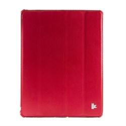 Чехол-книжка Jisoncase Koweida для Apple iPad 2/3/4(KL-003RED) - фото 14962