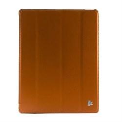 Чехол-книжка Jisoncase Koweida для Apple iPad 2/3/4(KL-003ORG) - фото 15029
