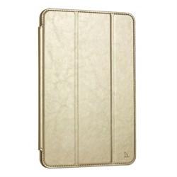 Чехол-книжка Hoco Crystal для Apple iPad Mini 4 (Цвет: Золотой) - фото 15088