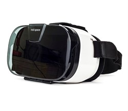 Очки-шлем виртуальной реальности Rock S01 3D VR Headset ROT0730 (Цвет: Белый) - фото 15130