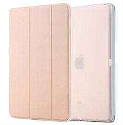 "Чехол-книжка Rock Phantom Series для iPad Pro 9.7"" (Цвет: Розовое золото) - фото 15212"