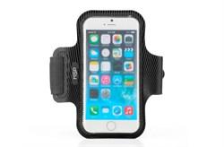 Спортивный чехол на руку MSP Active Sport Armband для Apple iPhone 6/6s 4,7'' (Цвет: Черный) - фото 15398